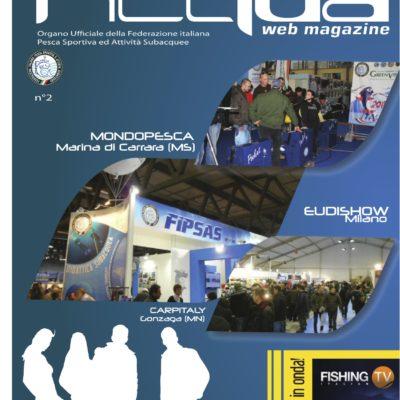Attività Minisub 2011 sulla rivista Pianeta Acqua