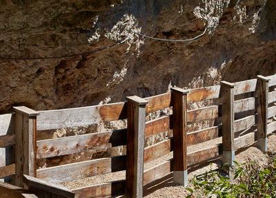 Percorso nella roccia San Romedio - Val di Non