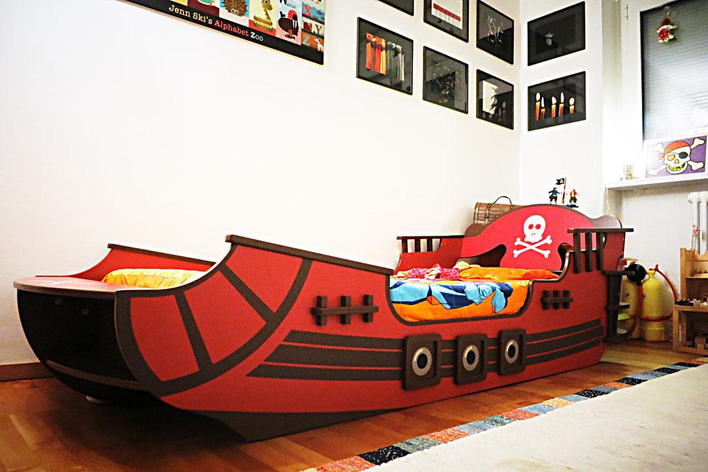 Il Letto Pirata Un Fai Da Te Da 273 Elementi Walter Donega
