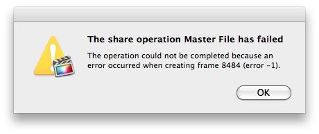 blog final cut frame error