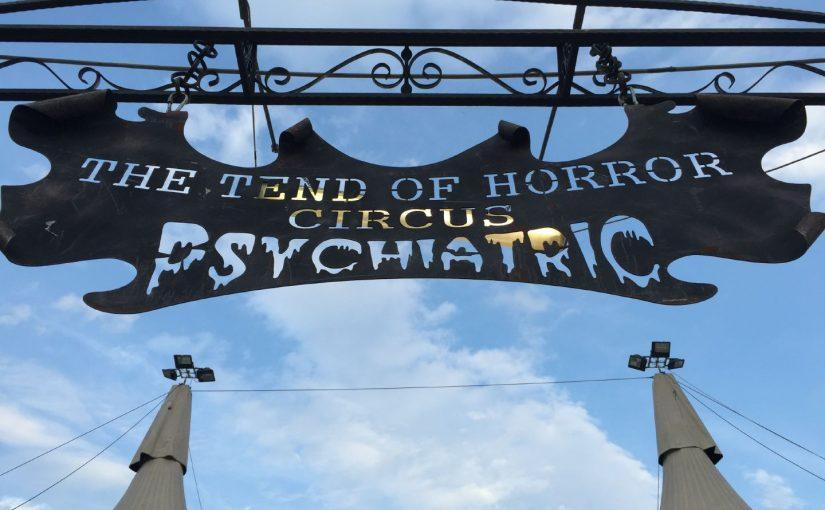 Psychiatric Circus – la mia recensione
