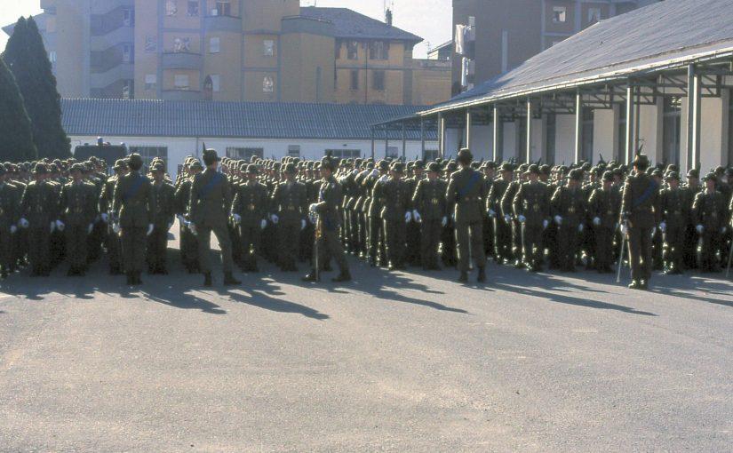 Numero Unico 133° Corso AUC Allievi Ufficiali di Complemento Aosta
