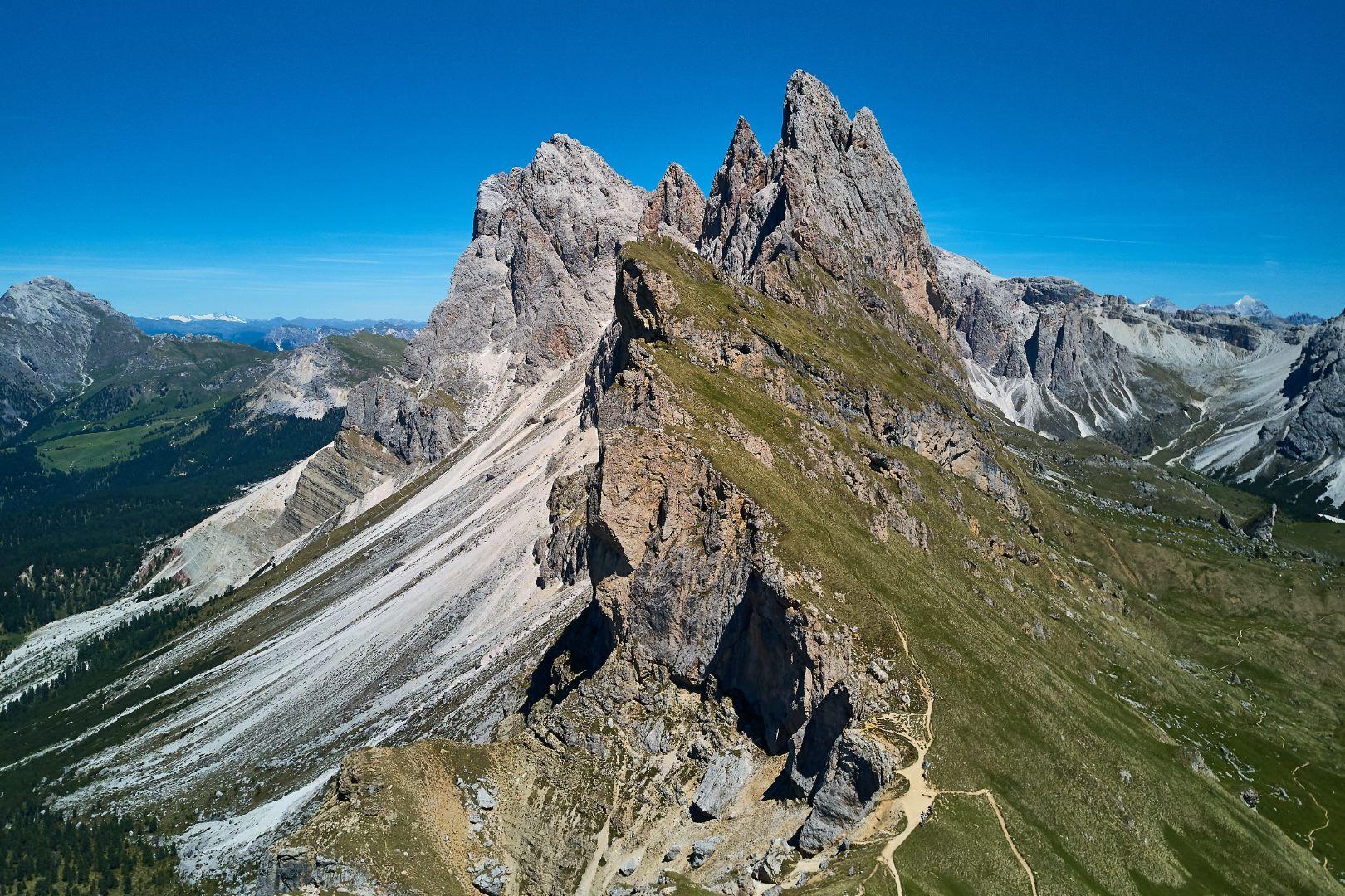 Nuove foto: escursione sul Seceda in Val Gardena