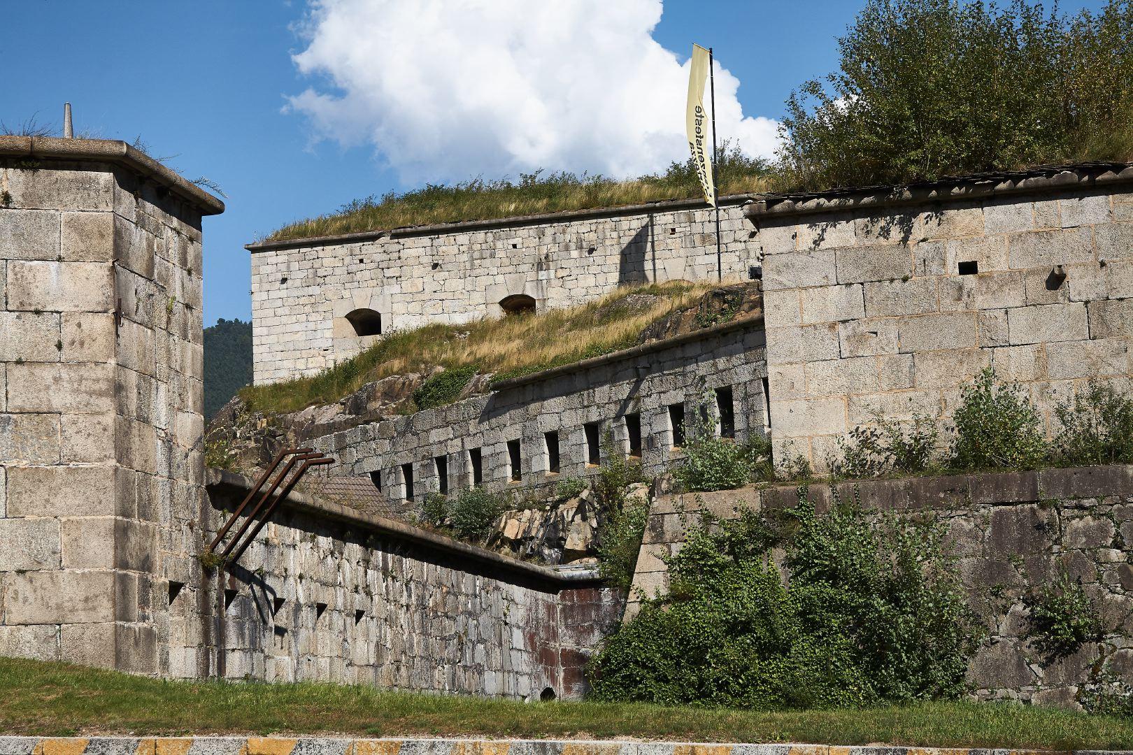Nuove foto: il Forte di Fortezza