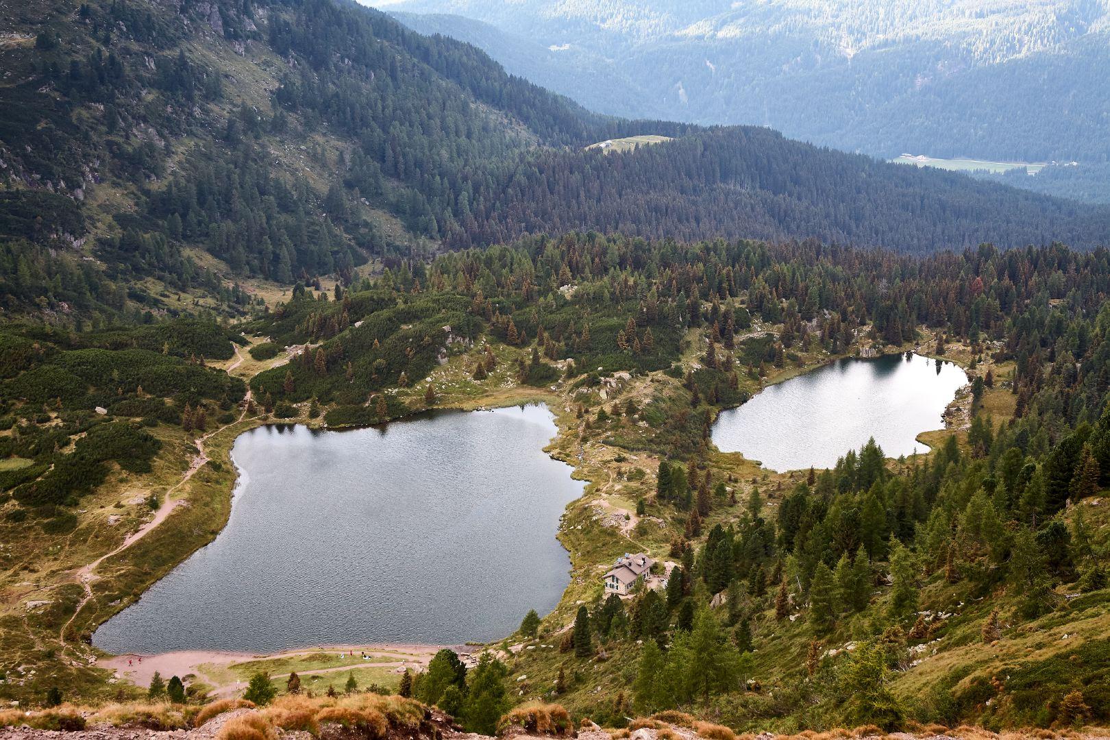 Nuove foto: Escursione al passo Rolle, Cavallazza e laghi di Colbricon