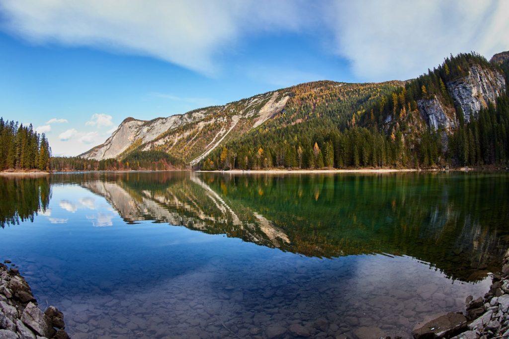 Nuovo album foto: Autunno al lago di Tovel