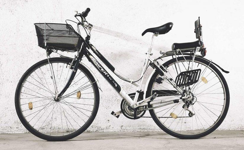 Un anno di bici in città: 2359 chilometri