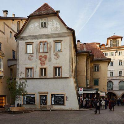 Nuovo foto racconto: la Casa della Pesa di Bolzano