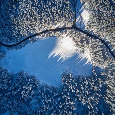 Nuovo foto racconto: Passeggiata da Obereggen al lago di Carezza