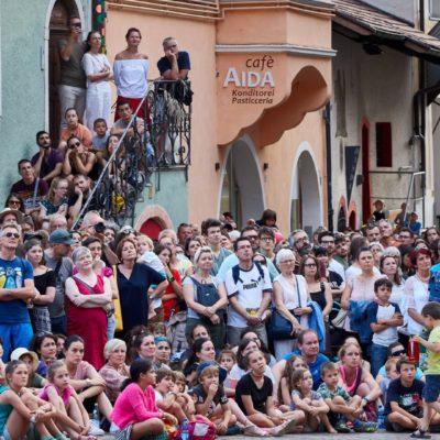 Merano Asfaltart festival degli artisti di strada 2018