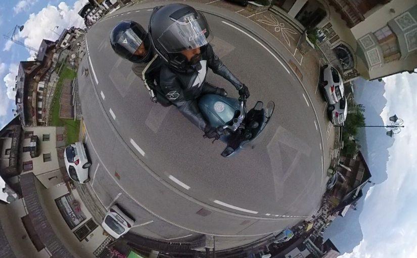 Giro in moto da Bolzano a Sappada e ritorno
