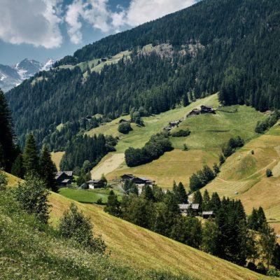 Escursione Ultner Höfeweg - giro dei Masi in Val d'Ultimo, parzialmente chiuso